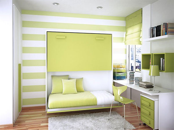 Chọn nội thất thông minh cho căn hộ nhỏ gọn của bạn