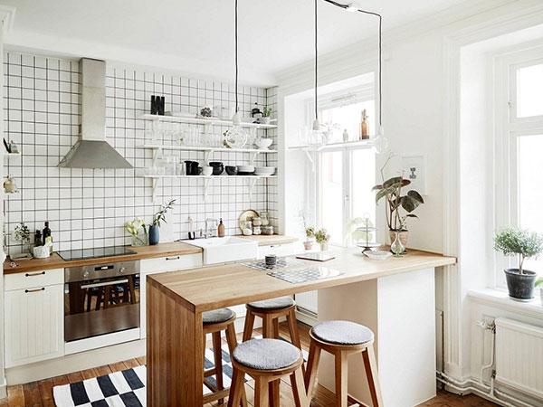 Những lưu ý về sản phẩm nội thất phòng bếp mà bạn cần quan tâm