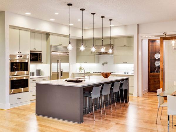 Hệ thống điện phòng bếp xu hướng mới