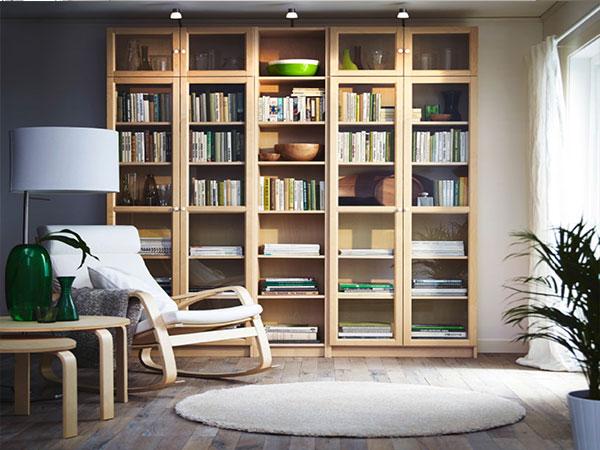 Tủ sách hiện đại
