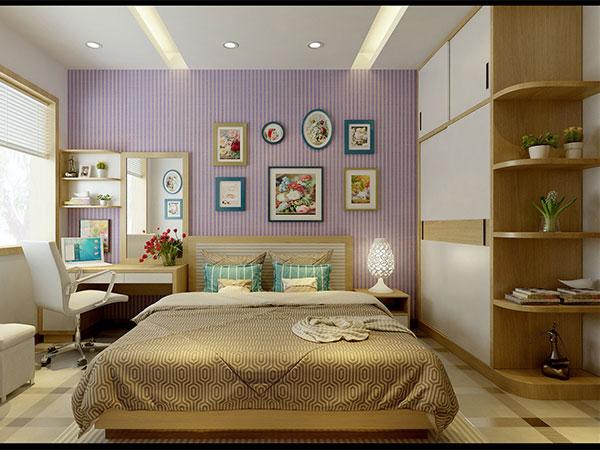 Nội thất phòng ngủ hiện đại đẹp